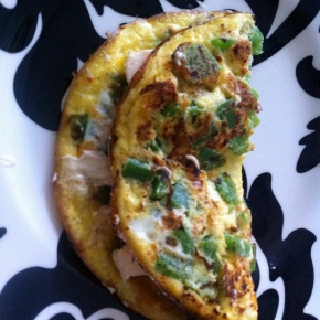 Jalapeno Omelette