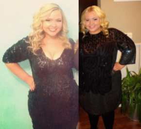 Transformation Tuesday: 115 PoundsLost