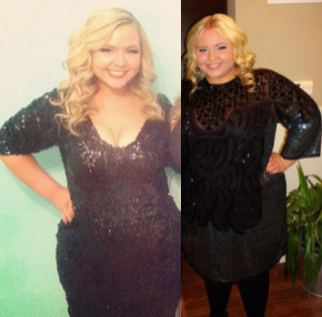 Transformation Tuesday: 115 Pounds Lost