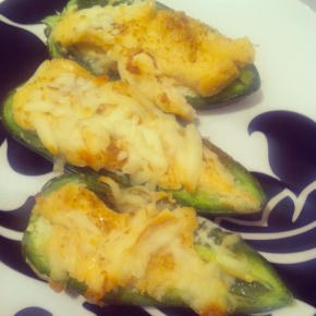 Light Jalapeño Poppers